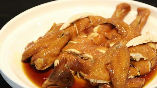 """大厨教你顺德名菜""""四杯鸡""""家庭式做法,餐厅的做法,家常的味道"""