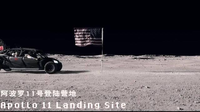 """外国拍的""""月球大战"""",这浓浓的""""中国威胁论""""……"""