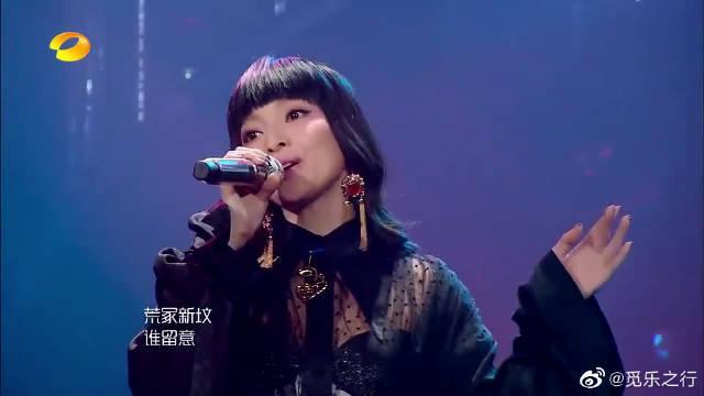 张韶涵随便一首歌都能唱,开口秒杀原唱,太不简单