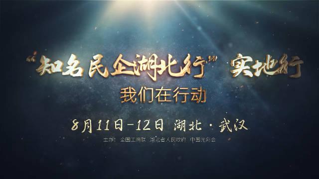 """""""知名民企湖北行""""实地行,企业家寄语(四)"""