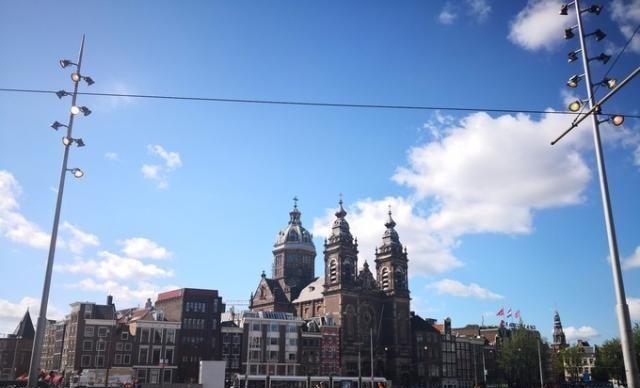 旅行笔记:访问阿姆斯特丹