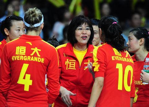 中国女排,她曾用一招连续让郎平吃瘪,坚持四年却在最后被弃