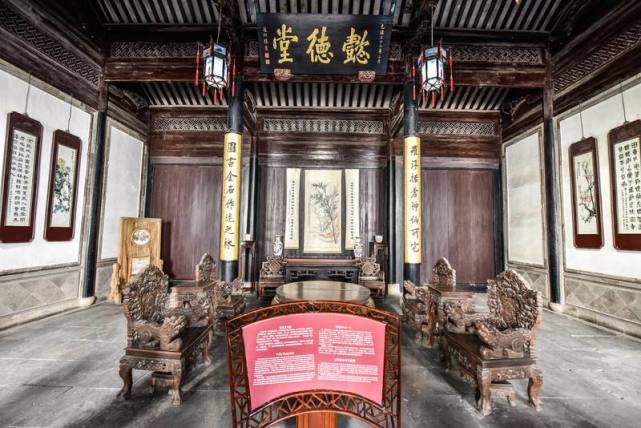 """浙江又一古宅走红,拥有超200间客房,被誉为""""第一民宅"""""""