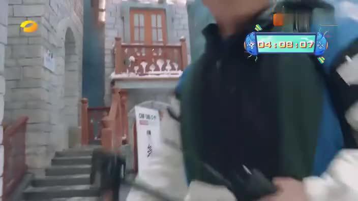 王耀庆首次抓人成功 陈学冬反杀李维嘉