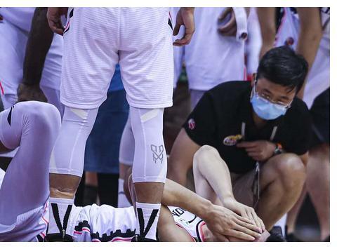 辽宁男篮好消息!李晓旭手术成功 下赛季有望复出
