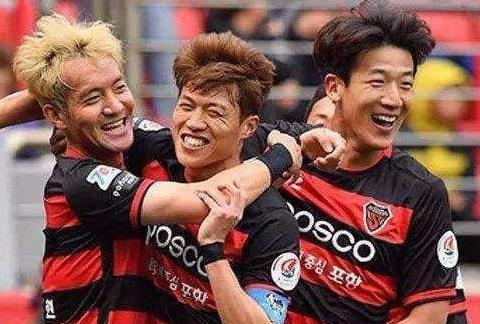 8.8 韩职 018:浦项制铁vs光州FC 信心:五星