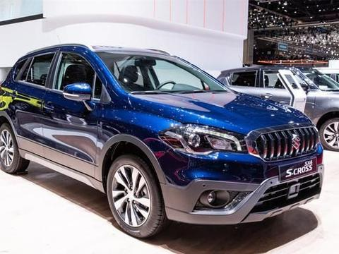 铃木又要火了!新SUV仅售8万,百公里油耗5L,性价比超思域!