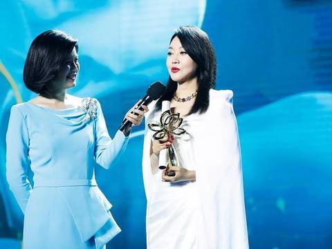 赵丽颖、王凯、郭麒麟缺席白玉兰颁奖典礼,却被三位主创猛夸