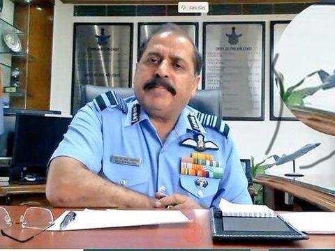 印度空军参谋长高调曝光模型,已经秘密与韩国接触
