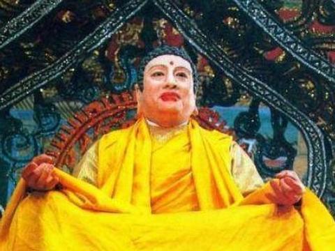 """""""西游记""""如来佛的扮演者到泰国买佛像,结果发现上面画的是自己"""