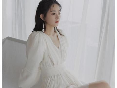 赵丽颖《幸福到万家》官宣,再度与郑晓龙合作,期待蜕变后的她