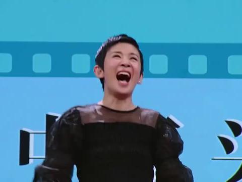周一围吴君如杜海涛表演中头奖,吴君如一个巴掌全场爆笑,太逗了