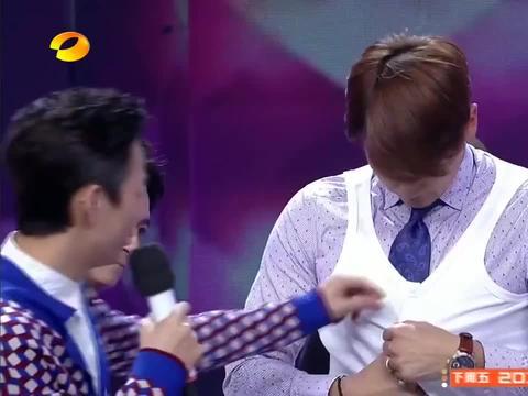 Rain和杜海涛穿了同一款背心站一起,谢娜:买家秀与卖家秀