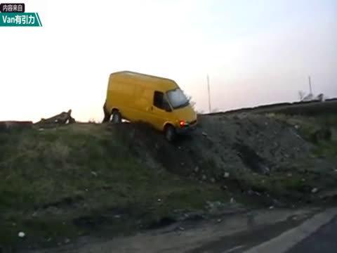 视频:如果你搞到一台破得不能再破的福特VE83经典全顺……