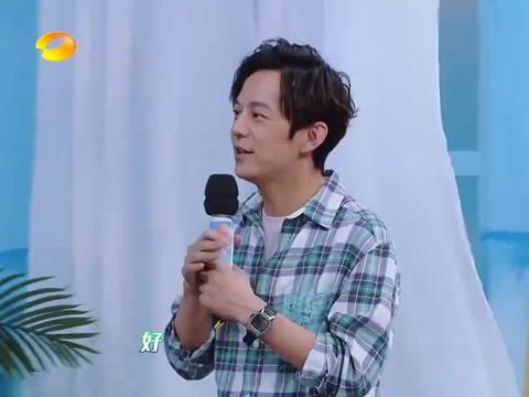 于竞超参加节目,模仿林俊杰声音唱《学猫叫》,一开口惊呆何炅