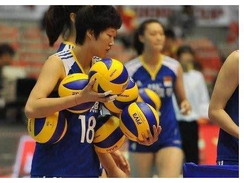 中国女排,她曾把王一梅挤到替补席,却因缺点突出奥运会前被放弃