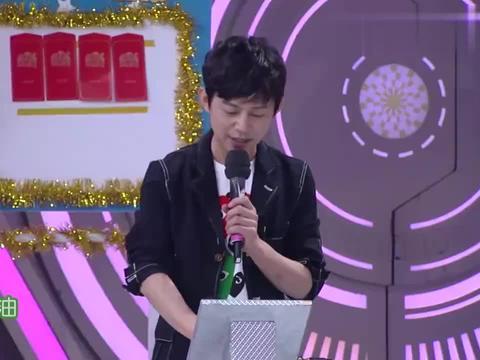 同台唱《常回家看看》,林更新记不住词,杜海涛表情丰富!
