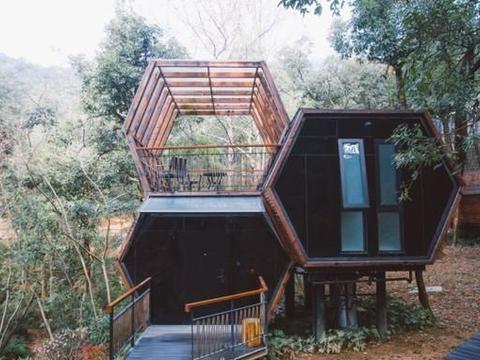 睡在大自然里,还可以畅快地在乐园里嬉戏,就在杭州开元森泊酒店