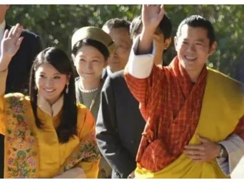 30岁不丹王后究竟有多美?她的笑容如花儿般的唯美动人,令人惊艳