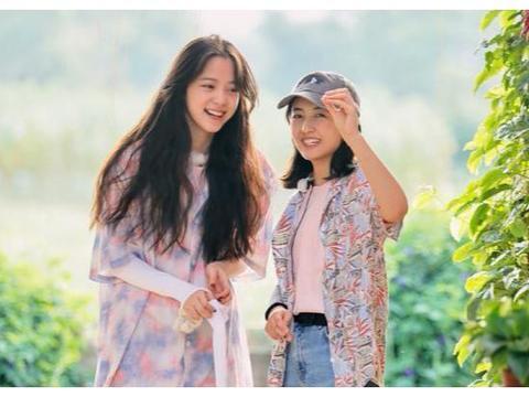 张子枫欧阳娜娜、火箭少女101,有些女孩子的友谊就是很美好