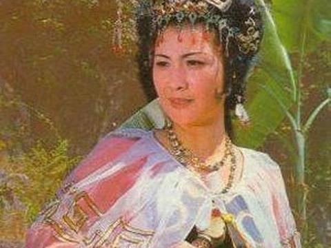 杨洁导演在《西游记》中选角的故事:铁扇公主、牛魔王王凤霞扮演