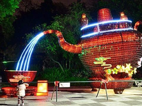 """广州最大的""""免费公园"""",拥有众多名胜,古城墙、镇海楼皆在其中"""