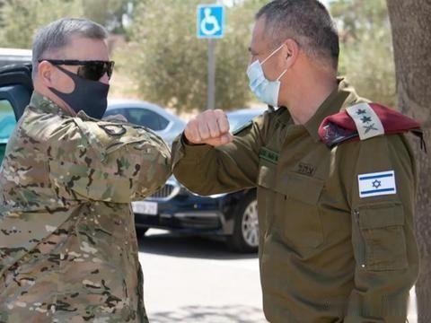 以色列不宣而战,连续对伊朗动手,疫情也阻挡不了疯狂轰炸和攻击