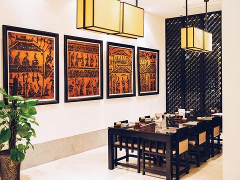 实拍中国第一家秦文化餐厅,环境古朴用餐讲究,网友:价格太贵!