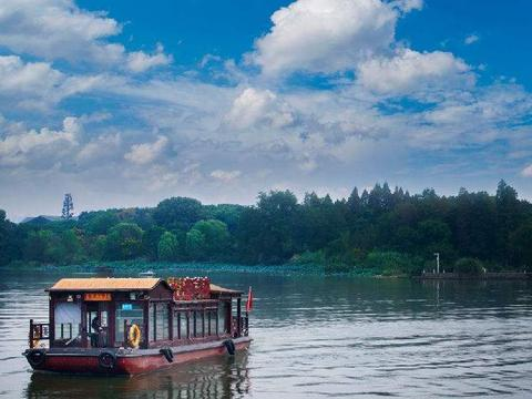 """浙江可与西湖媲美的景区,人称绍兴""""小苏杭"""",门票低廉无人过问"""