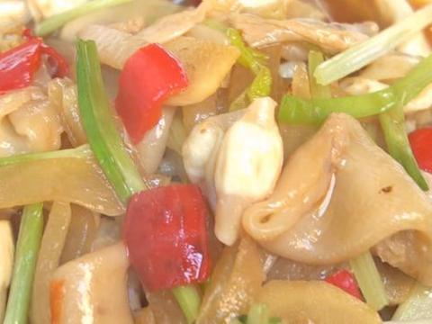 酸溜鱼泡做法分享,味道鲜美又开胃,越吃越过瘾,饭店卖35元一盘