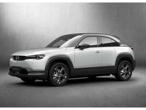 外观时尚 长安马自达首款纯电动汽车 代号为J59E