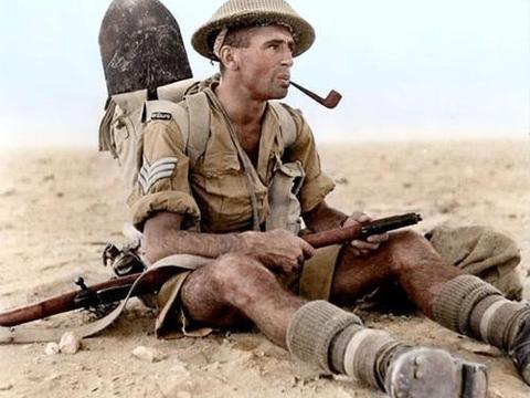 注定失败的北非战场,即便将隆美尔换成古德里安也难改结局