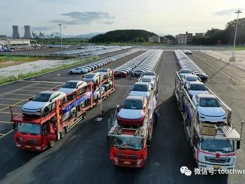 小鹏汽车近期累计融资超9亿美元 投资方包括阿里高瓴红杉