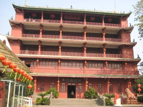 广州最大的''免费公园'',有众多名胜,古城墙、镇海楼皆在其中
