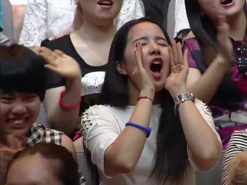SNH48现场跳舞,杜海涛看的目瞪口呆,不怕沈梦辰打你吗!