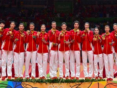 中国女排因高大化战绩越来越好,不担心欧美球队效仿更加高大化吗