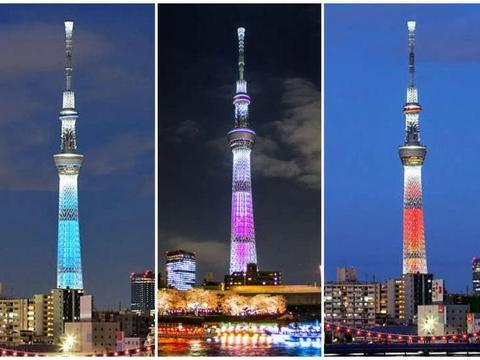 想知道得更多!对东京晴空塔的彻底解析