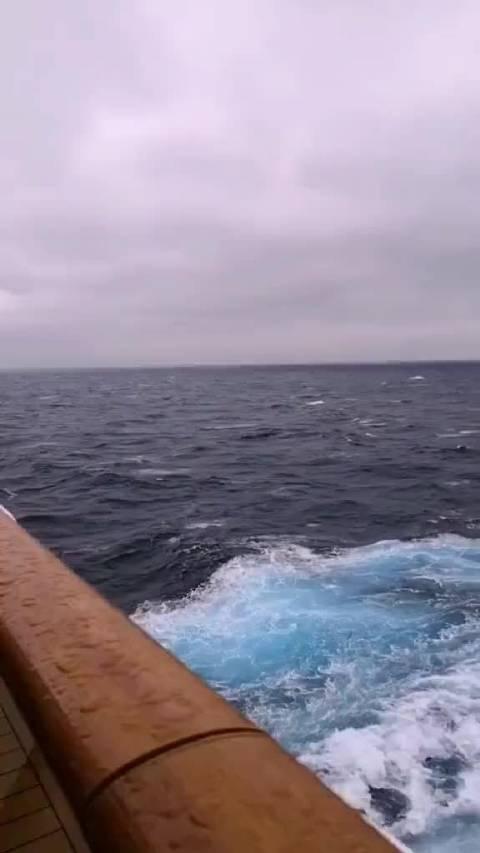 这才是恐怖的深海,水深12009米,令人身心胆战……