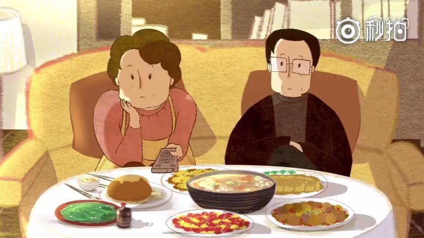 中国传媒大学制作温馨短片《家的记忆》……