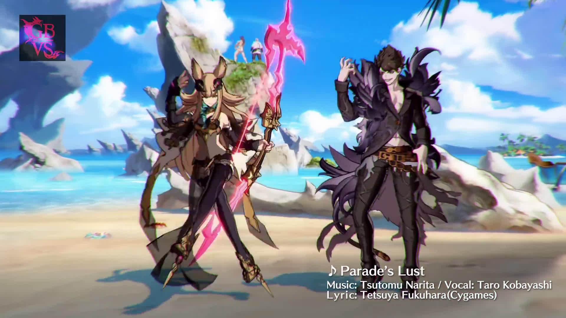 格斗游戏《碧蓝幻想VERSUS》季票2新角色预告公布