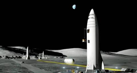 只有12名宇航员成功登月,月球上为何有近187吨垃圾?垃圾哪来的