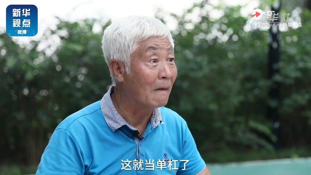 动起来!天津有支平均年龄68的体操队