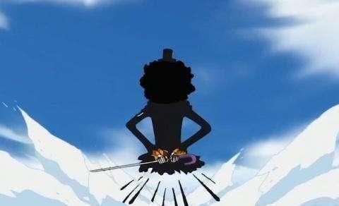 海贼王中7位无畏大海的能力者,布鲁克会轻功,明哥可以挂云上