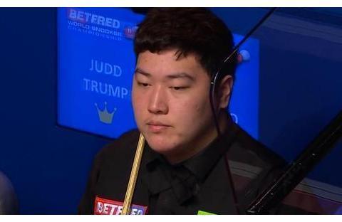 形势不太好!中国斯诺克天才连丢两局,被世界第1特鲁姆普5-5扳平