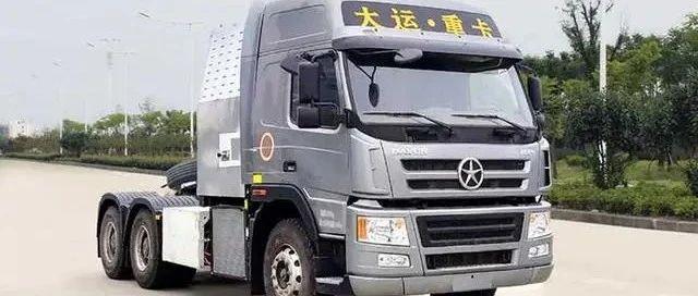 氢燃料电池卡车来袭,主流氢燃料物流车 、牵引车、环卫车车型盘点