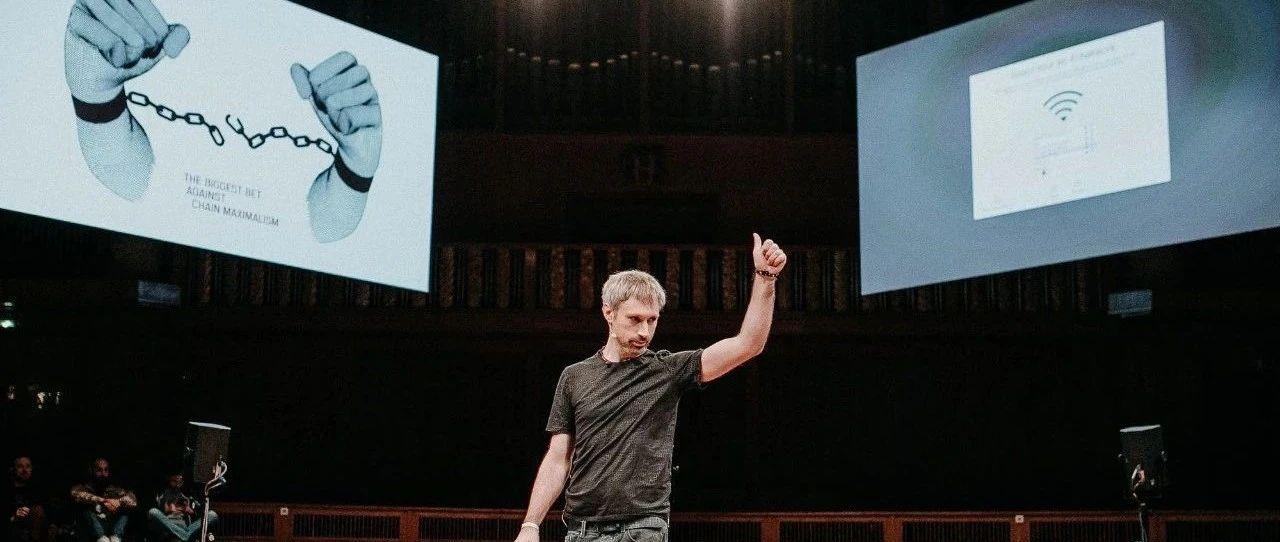从建设以太坊到创办波卡,Gavin Wood试验Web3.0的漫漫征途