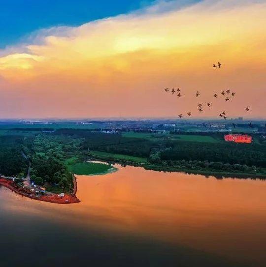 """美翻!登上《中国国家地理》,它被称为长春的""""瓦尔登湖"""",你去过吗?"""
