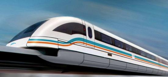 官方:时速600公里高速磁悬浮样车年底下线