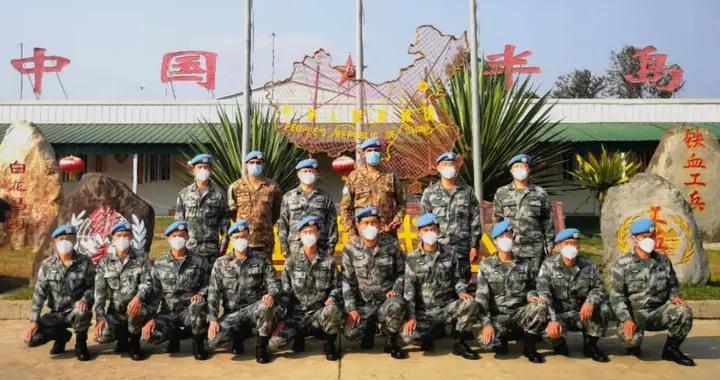 中国第23批赴刚果(金)维和官兵顺利完成废旧营区拆除任务