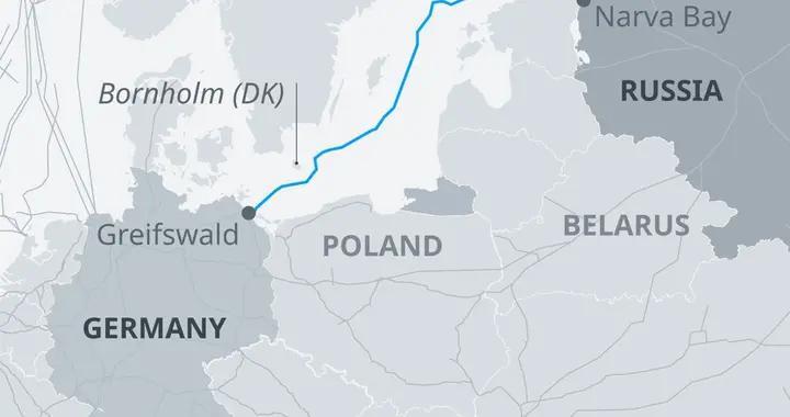 俄德天然气管道项目又惹毛美国?德官员:绝不接受美国制裁威胁